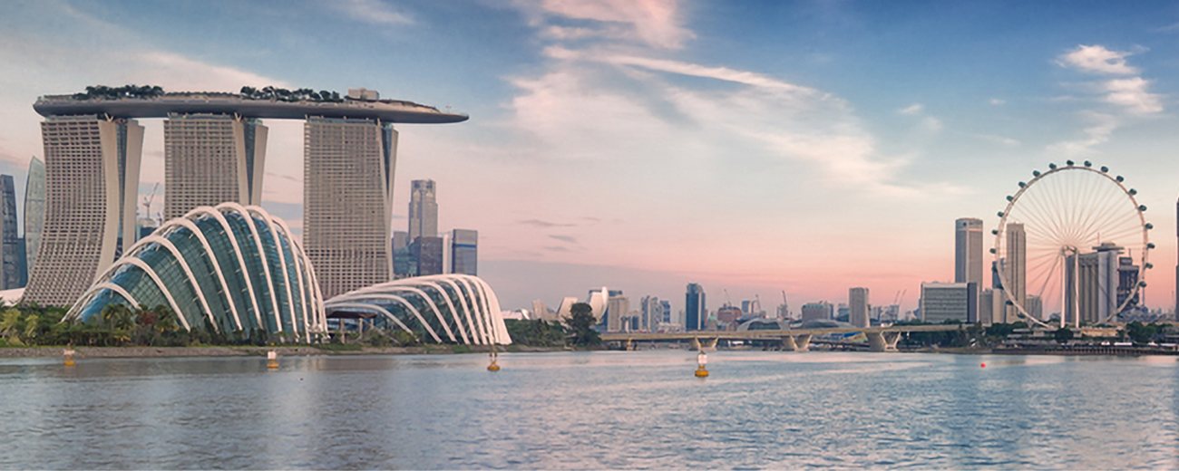 Singapore attractions, skypark, artscience museum, flyer